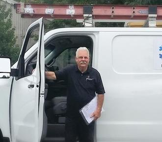 RS Gregory Heating and Air - Steven and van